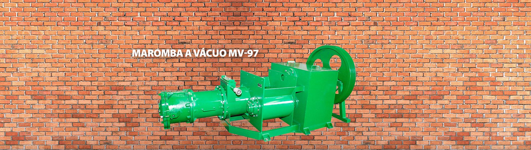 A Maromba a Vácuo MV-97